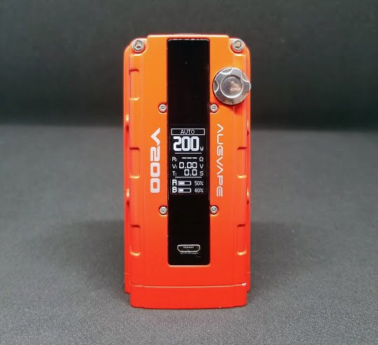AugVape V200 Design