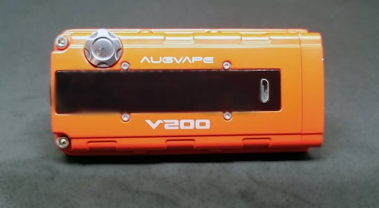 AugVape V200 Specifications