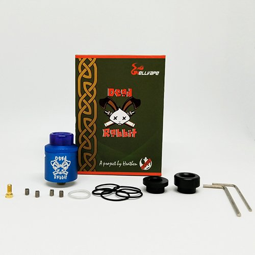 Box Contents Dead Rabbit RDA