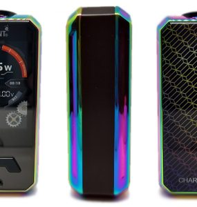 Smoant Charon Mini Design and Build Quality