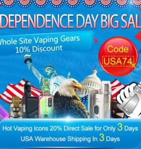 Independence Day Sale Banner