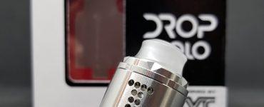Drop Solo RDA Review
