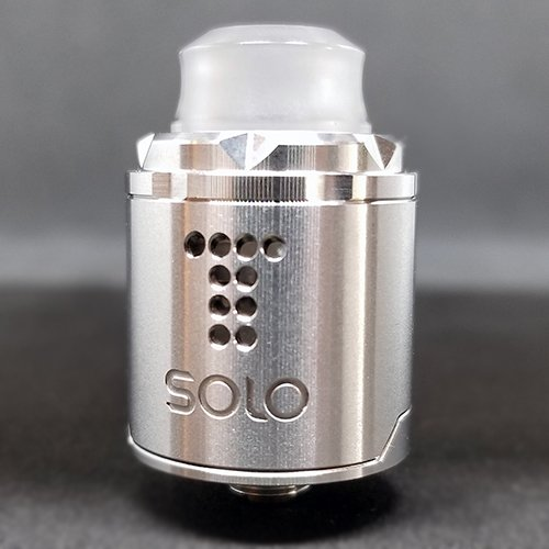 Drop Solo RDA Stainless Steel
