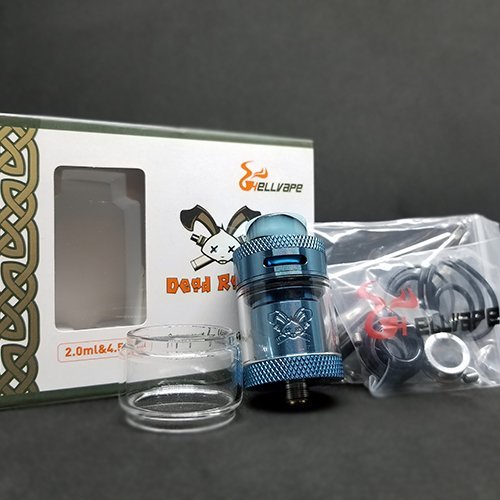 Dead Rabbit RTA What's In The Box