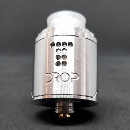 SS Cap Drop Solo RDA
