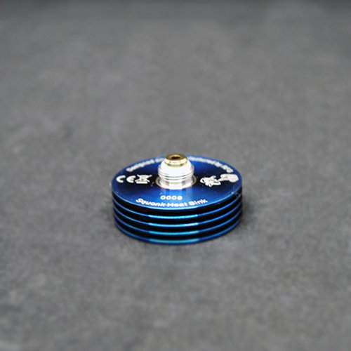 Heat Sink with Squonk Pin