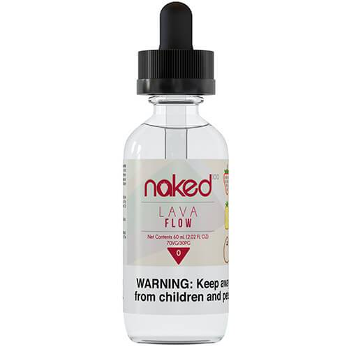 Naked100 Lava Flow