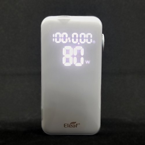 iStick Nowos Screen