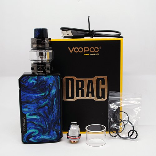 Drag Mini - What's In The Box
