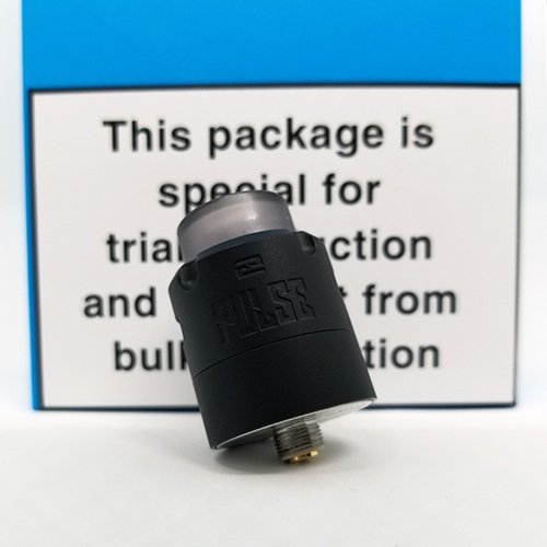 Pulse V2 RDA Specs