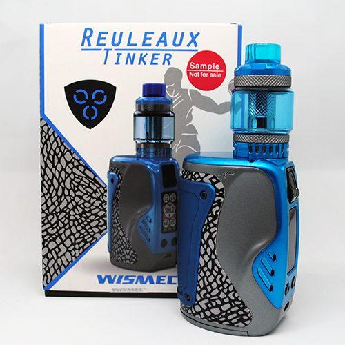 Wismec Reuleaux Tinker Review
