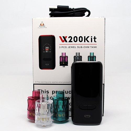 Augvape VX200 Kit Box Contents