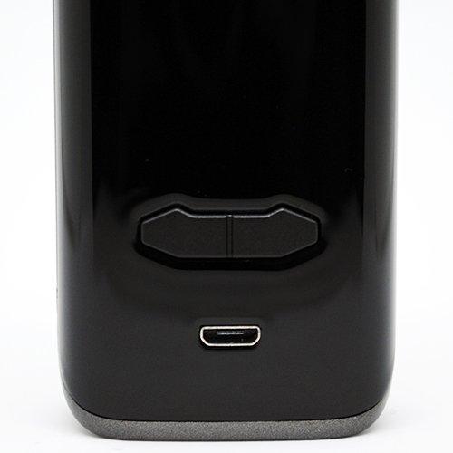 Augvape VX200 Adjustment Buttons