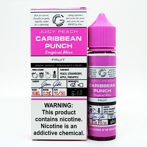 Caribbean Punch Basix E-Juice Review