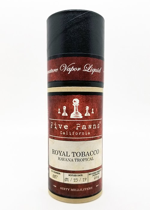 Royal Tobacco Ejuice