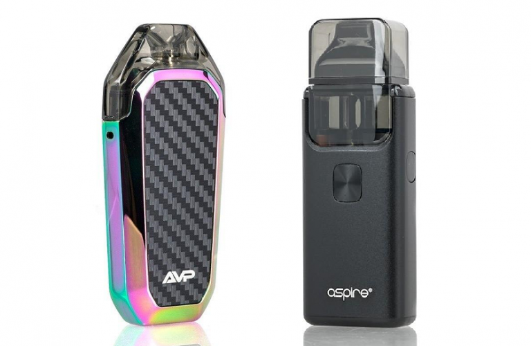 Aspire AVP vs Aspire Breeze 2