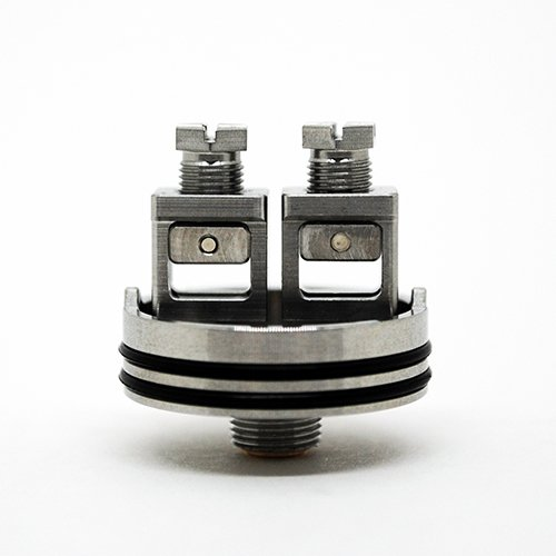 Occula RDA Clamps Opened