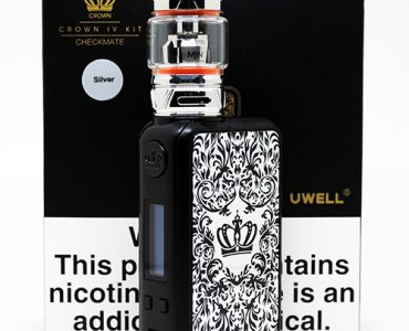 Uwell Crown IV Kit Review