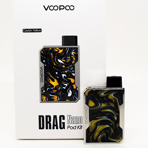 Drag Nano Pod Kit Review