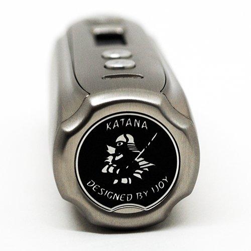 iJoy Katana Mod Bottom Branding