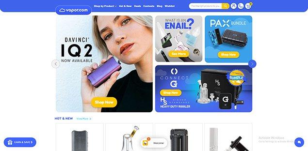 Vapor Com Best Online Vape Store