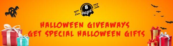 Eightvape Halloween Giveaway