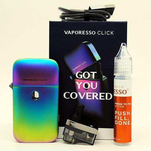 Vaporesso Click Box Contents