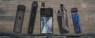 Best Vapes for Nicotine Salts Final