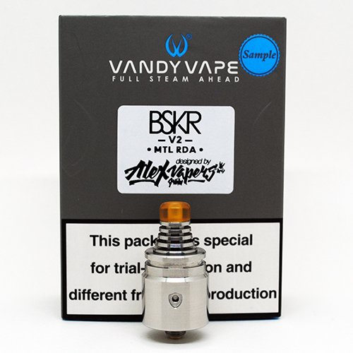 Vandy Vape BSKR V2 Review
