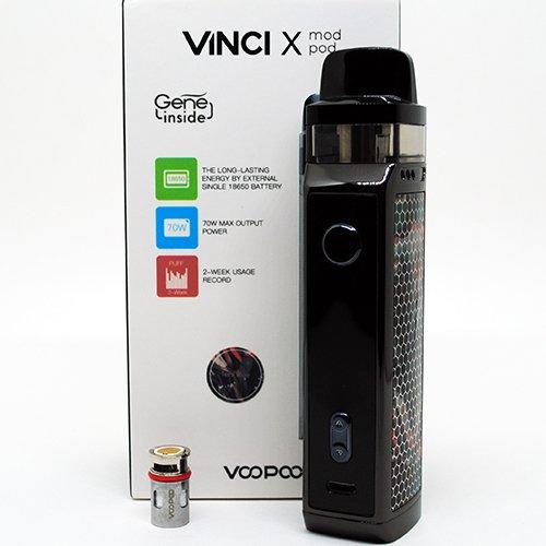 VooPoo Vinci X Box Contents