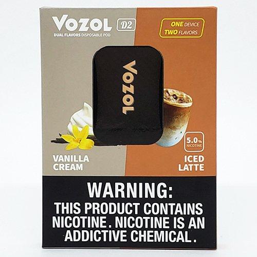 Vozol D2 Yummy Blast