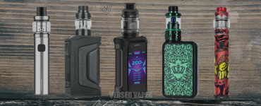 Best Vape Starter Kits Main Banner