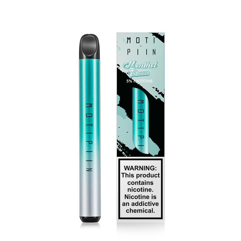 MOTI PIIN Best Disposable E-Cig