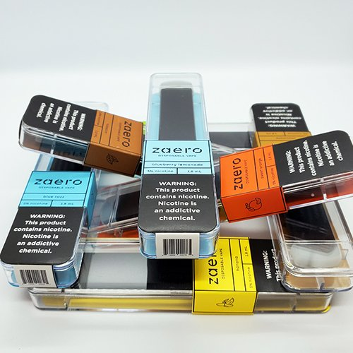 Zaero Disposables Packaging 3