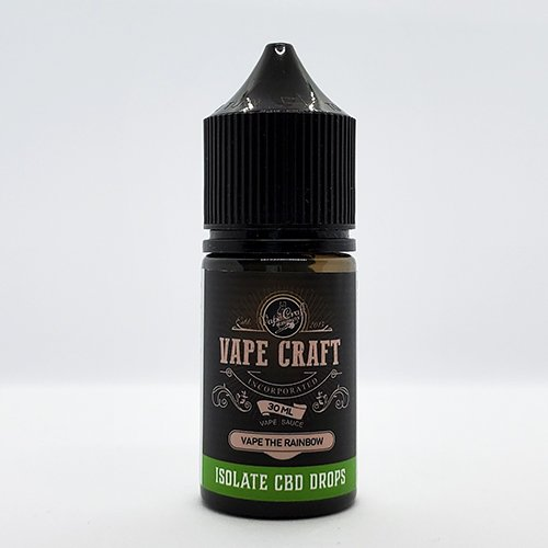 Vape Craft CBD Vape the Rainbow