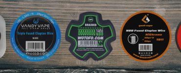Best Vape Wire Brands Main Banner