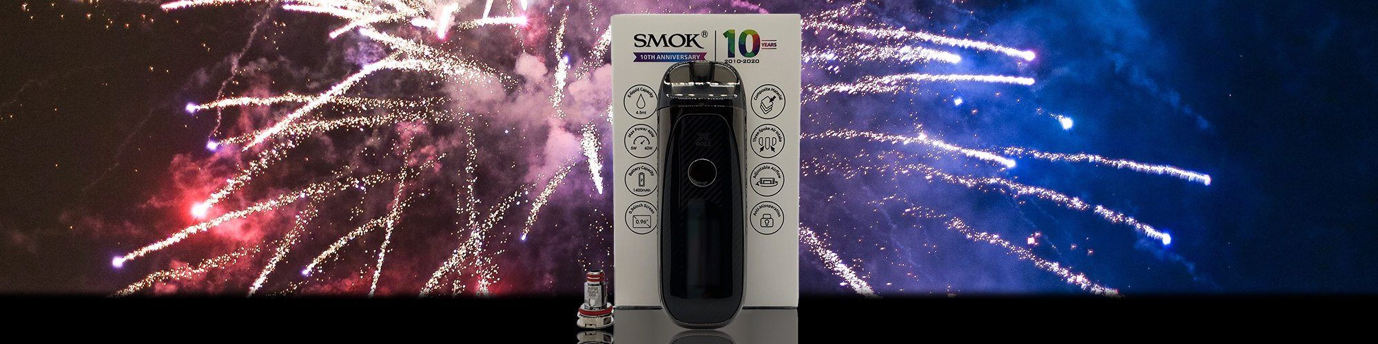 SMOK POZZ X Review Main Banner