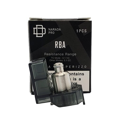 Augvape Narada Pro RBA Box Contents