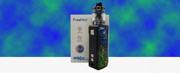 Freemax Maxus 100W Kit Review Main Banner