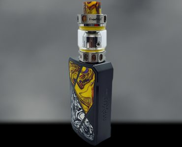 Freemax Maxus 200W Kit Review Main Banner