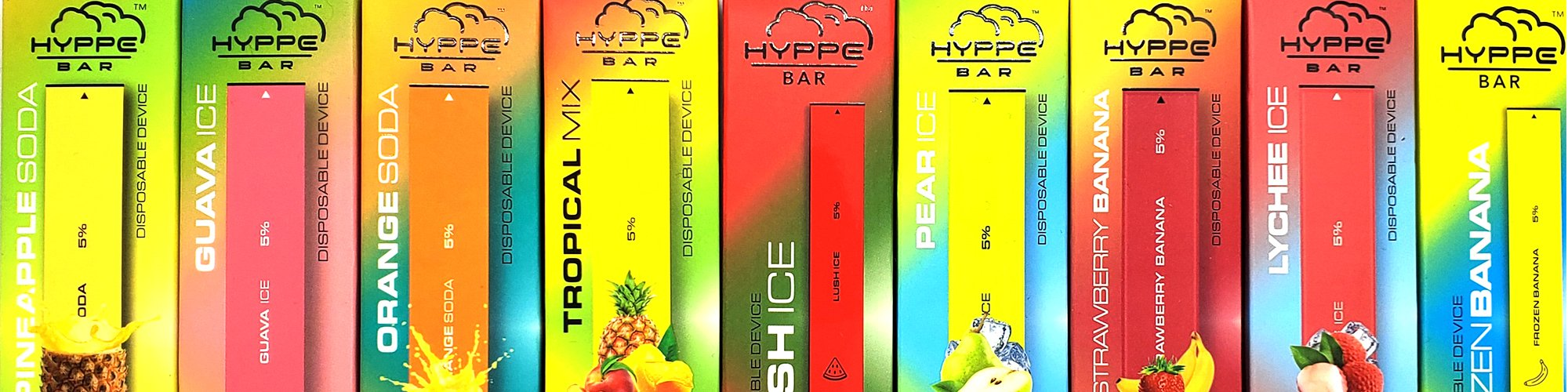 Hyppe Bar Disposable Vape Review