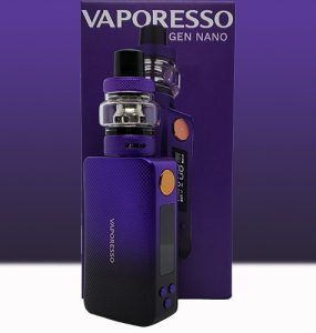 Vaporesso Gen Nano Kit Review Main Banner