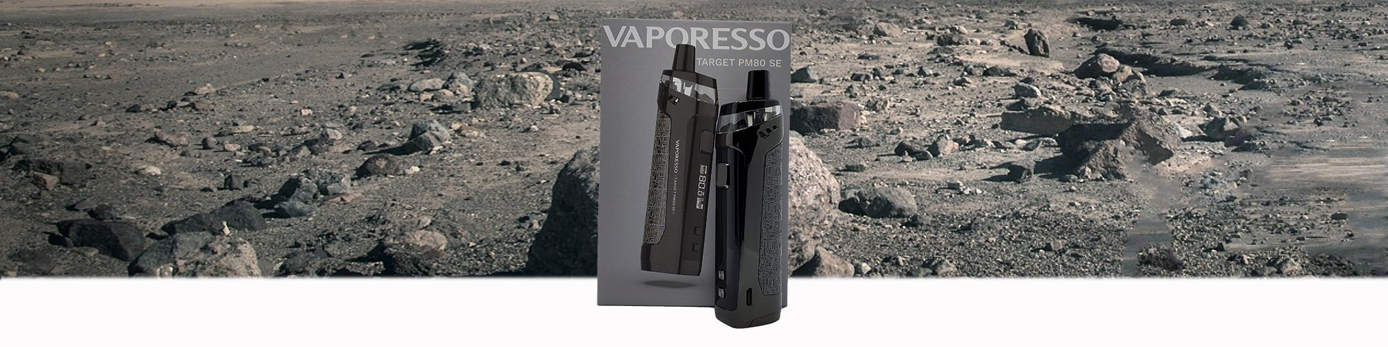 Vaporesso Target PM80 SE Review Main Banner