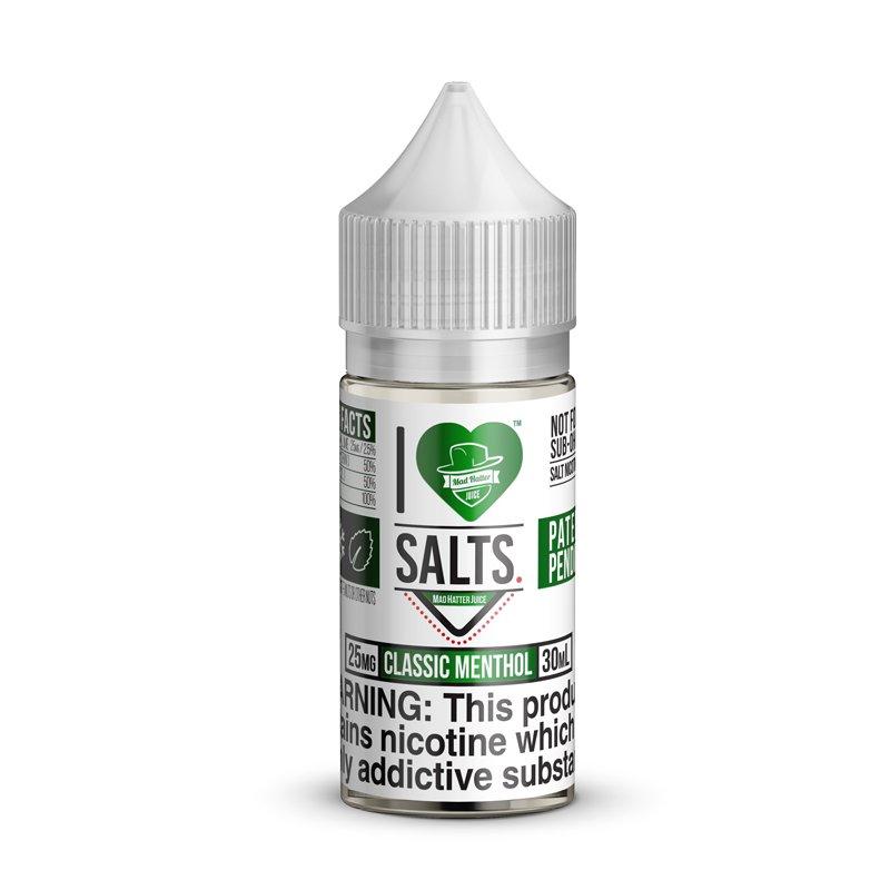 I Love Salts Classic Menthol