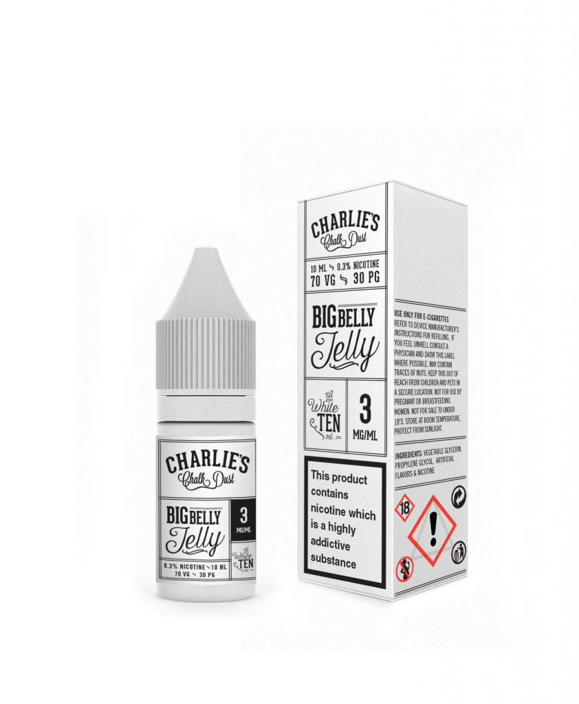 Charlies Chalk Dust Big Belly Jelly