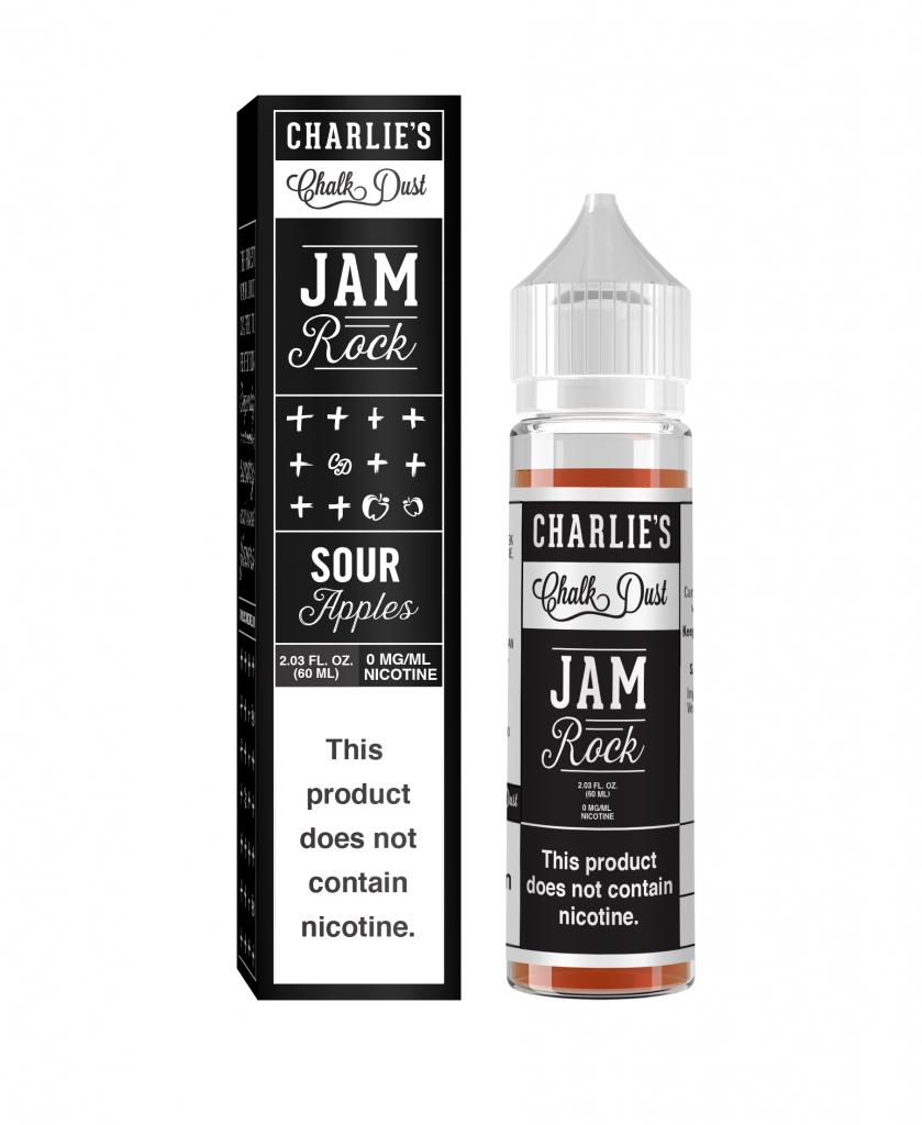 Charlies Chalk Dust Jam Rock