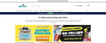Ejuice Deals Website Review
