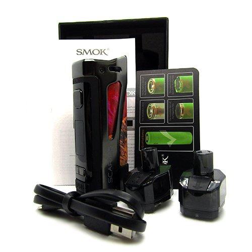 SMOK Scar P5 Box Contents