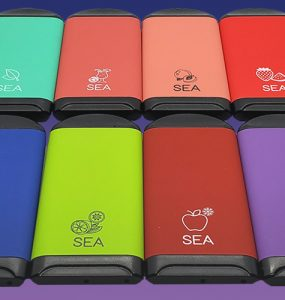 Sea Air Disposable Vape Review Main Banner