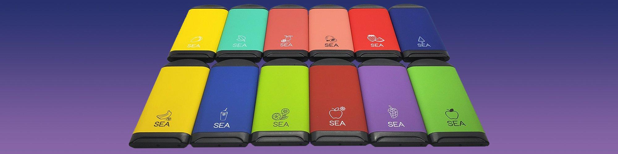 Sea Air Disposable Vape Review Main Banner